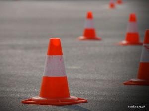 Trening varne vožnje - AvtoŠola ALMA